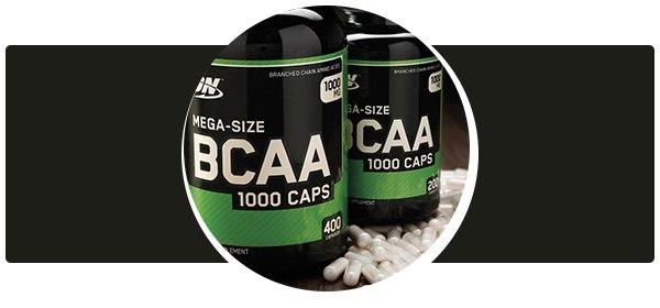 Основные свойства BCAA