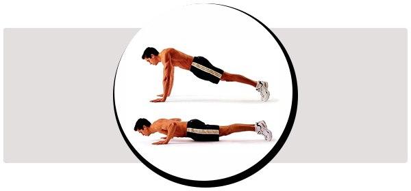 Упражнение является универсальным, так как его можно делать как мужчинам, так и женщинам практически в любом возрасте