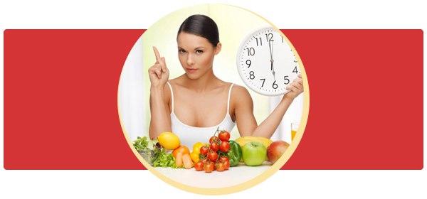 Худеем благодоря витаминно-белковой диете