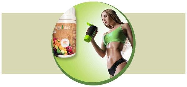 Энергетическая диета (energy diet): описание методики похудения