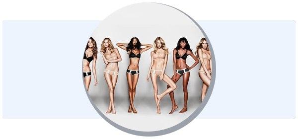 Секреты диеты моделей