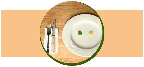 Низкокалорийная французская диета