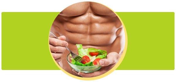 Спортивная диета: принципы методики питания