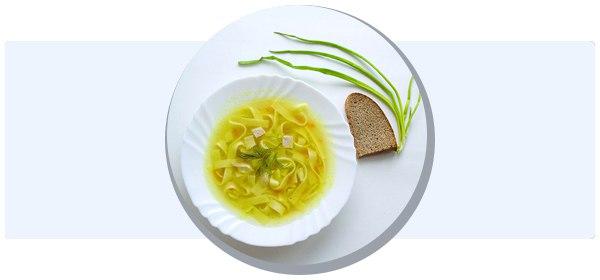 Делаем фигуру стройнее, используя диеты на супе