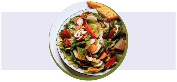 Вегетарианская диета – красивое здоровье