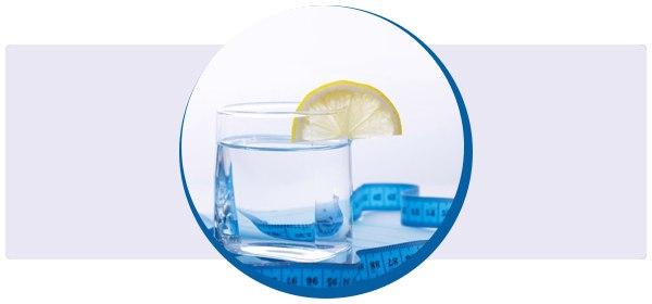 Водная диета - простой способ привести себя в порядок