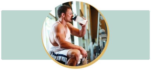 Белковые коктейли помогают быстрее восстановить мышцы и добиться прогресса в тренировках