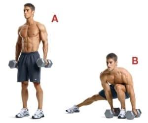 Будьте внимательны, возможно появление боли в коленных суставах. Если это произойдет - немедленно прекратите выполнять упражнение