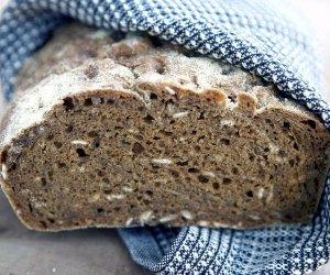 Намажьте кусочек такого хлеба маслом и получите настоящее удовольствие!