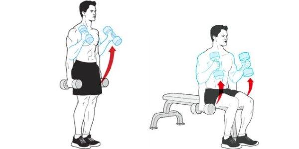 Молотки можно делать как стоя, так и сидя