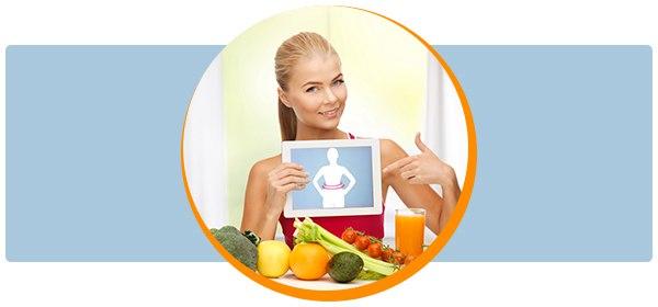 Инструкция для правильного набора веса девушкам