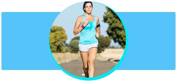 Сколько бегать для похудения