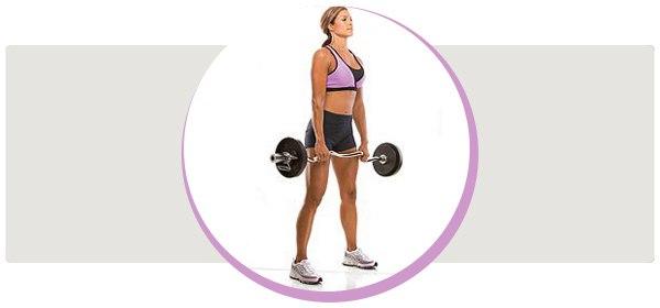 Становая тяга на прямых ногах: учимся правильно выполнять упражнение