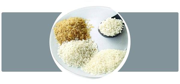 Белый рис: состав, калорийность, БЖУ, польза и вред для организма