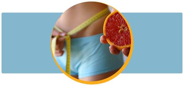 Грейпфрутовая диета: так худеют знаменитости!
