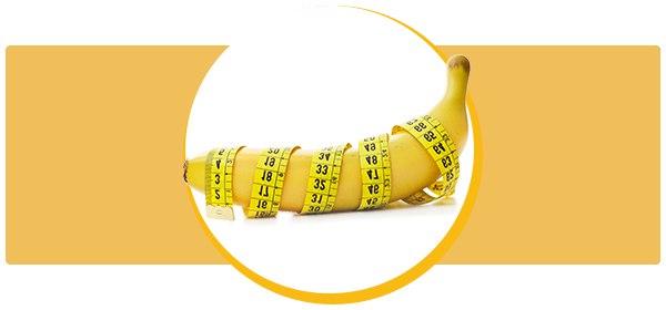 Банановая диета: худеть - это просто и вкусно