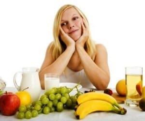 диета Малышевой фрукты