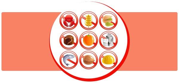 Гипоаллергенная диета: избавляемся от аллергии любого вида