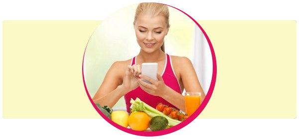 Как правильно читать калорийность во время диеты
