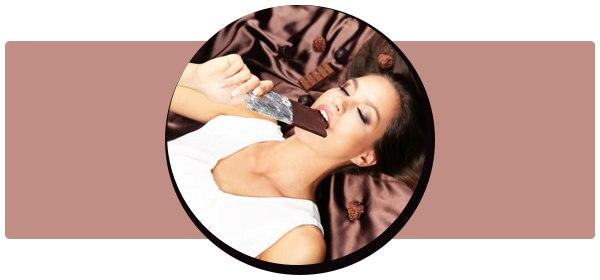 Любите сладкое?  Попробуйте шоколадную диету для похудения