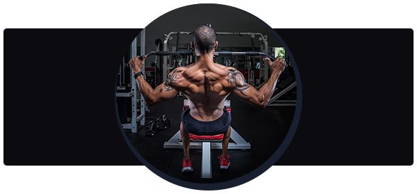 Развитие мышц спины в домашних условиях