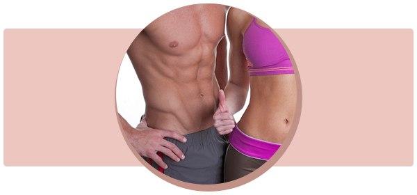 Как накачать косые мышцы живота: упражнения для мужчин и женщин. Как накачать косые мышцы живота.