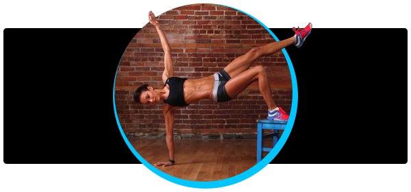 Гимнастика табата для похудения